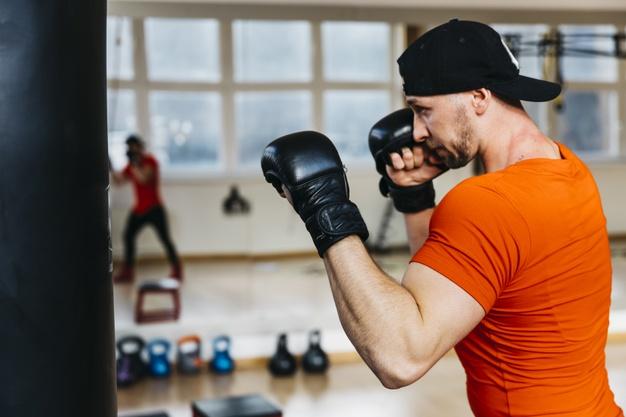 Fitness + Boks